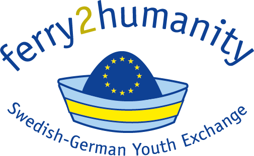 Logo des Projektes Ferry to Humanity